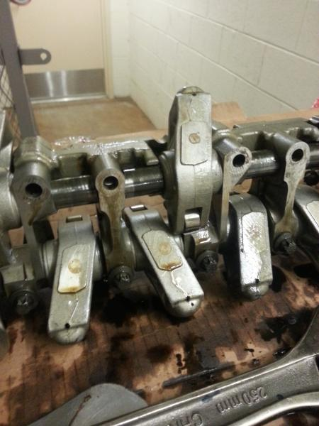 Replace A Single Rocker Arm On M113 Forums
