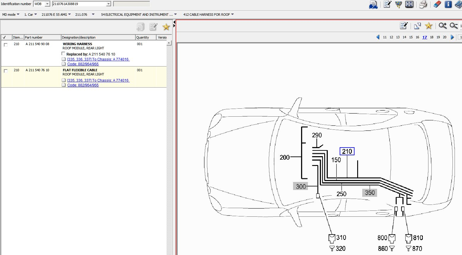 hight resolution of rear dome light removal and fuse location capture jpg