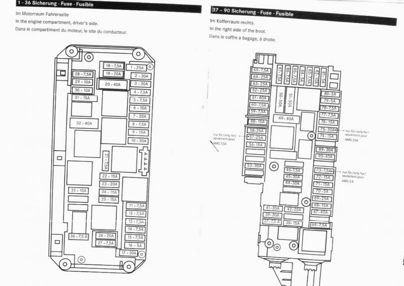 2013 mercedes e350 fuse diagram