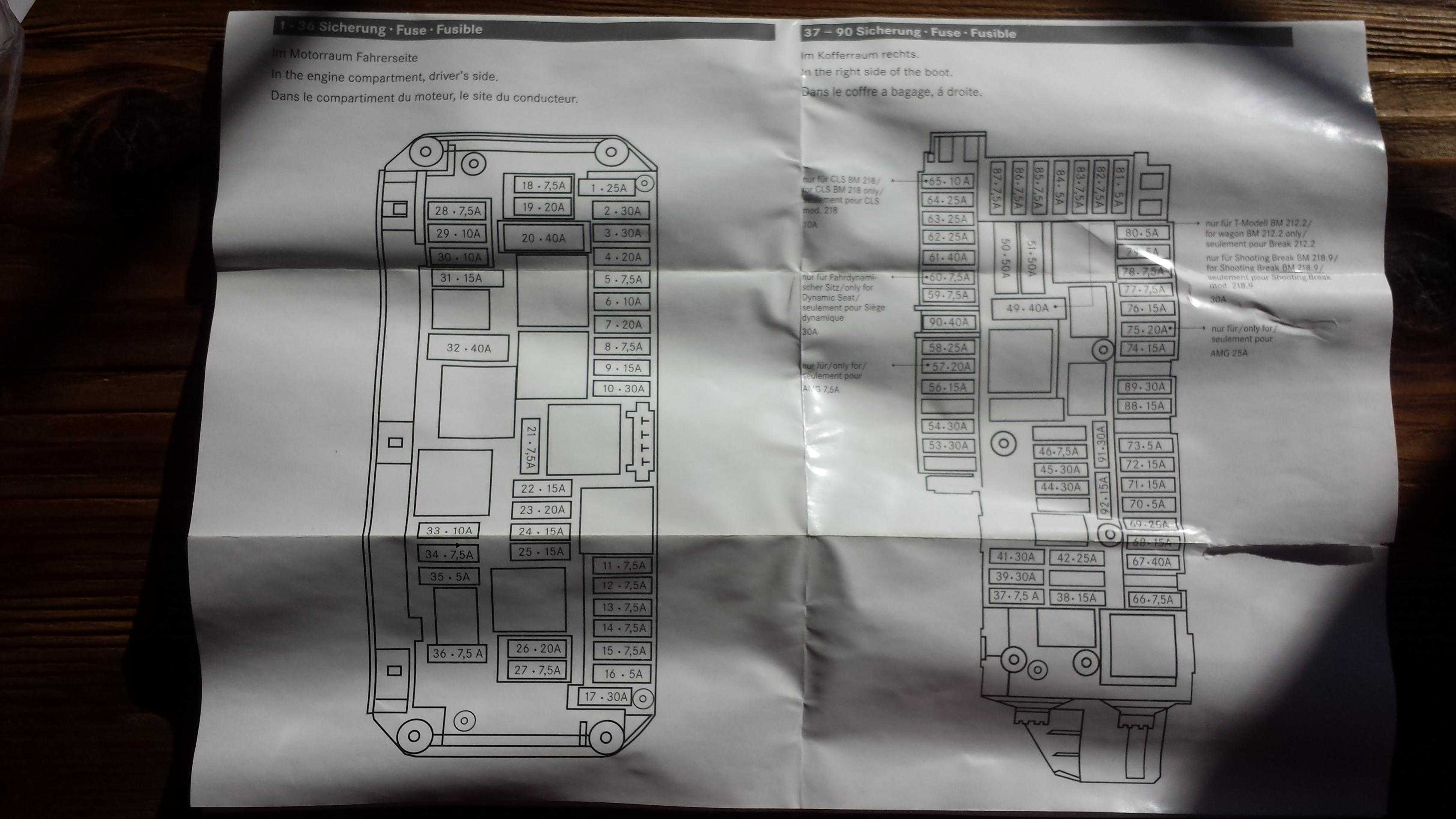 Need Fuse Panel Diagram For 2001 Ford Explorer Solved Fixya