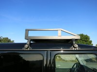 FS: Custom crafted G-Wagon Roof Rack - MBWorld.org Forums