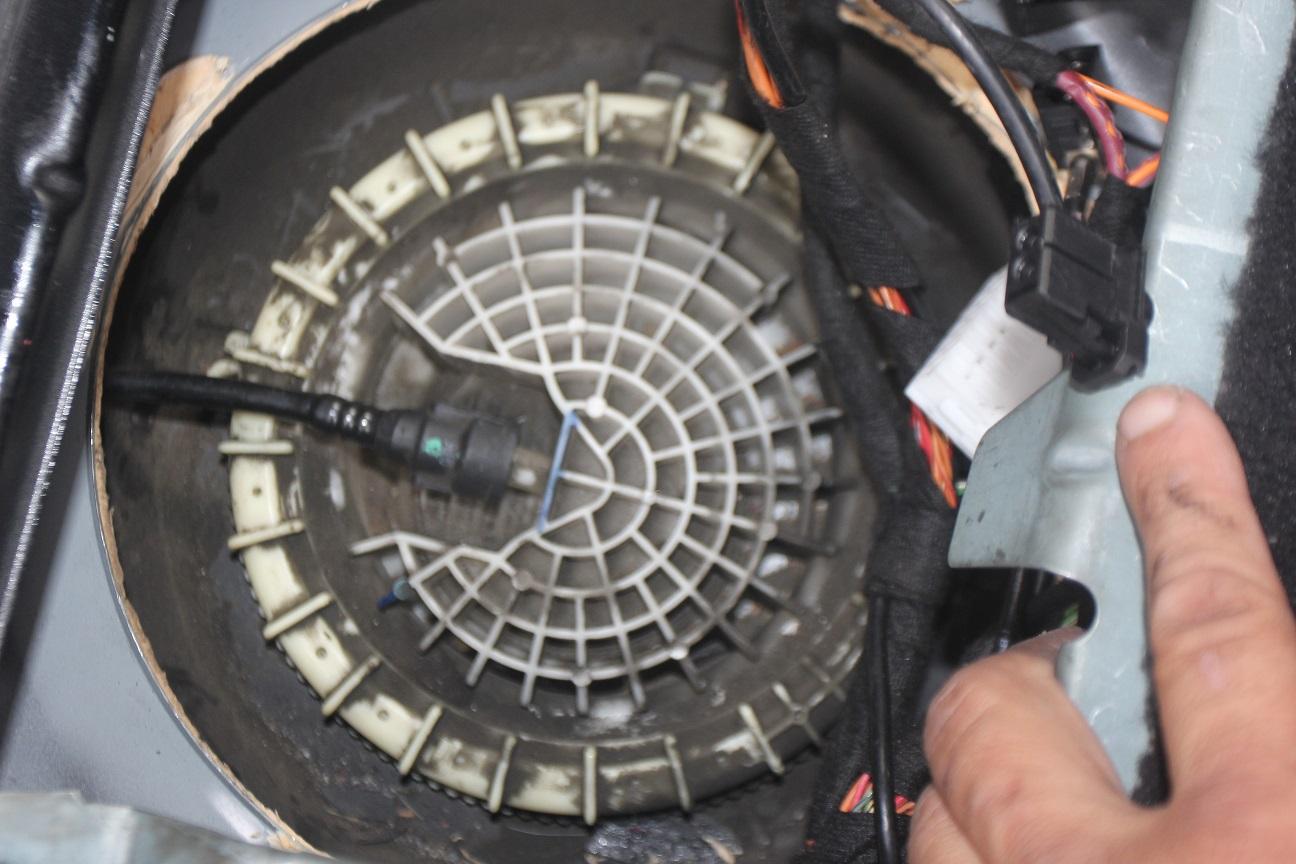gl450 fuel filter