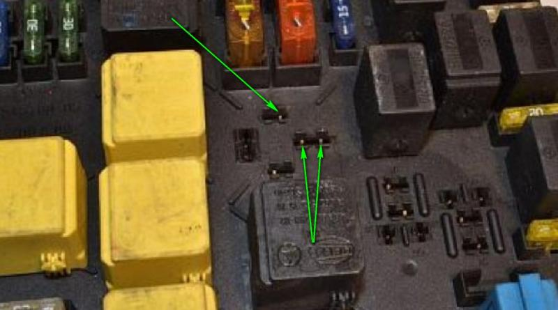 3 Horn Relay Wiring Diagram A C And Windows Fail Help Mbworld Org Forums