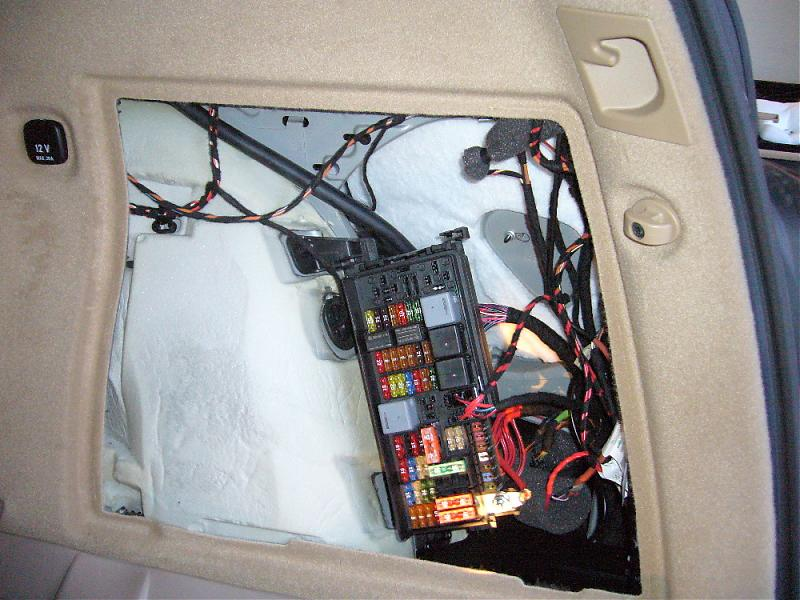 For Infiniti G35 Fuse Box Led Tail Light Installed Mbworld Org Forums