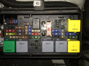 How to wire this aftermarket LED DRL kit for W164?  MBWorld Forums