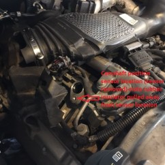Ml320 Engine Diagram Nema L14 30 Wiring W164 Om642 Diesel Camshaft (cmk) Position Sensor Replacement Diy - Mbworld.org Forums
