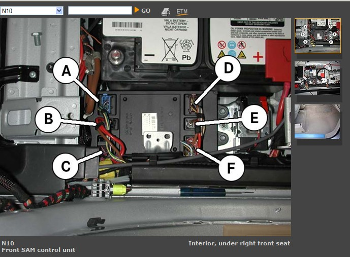 Ac Cdi Wiring Diagram Is There A Rear Door Control Module Mbworld Org Forums