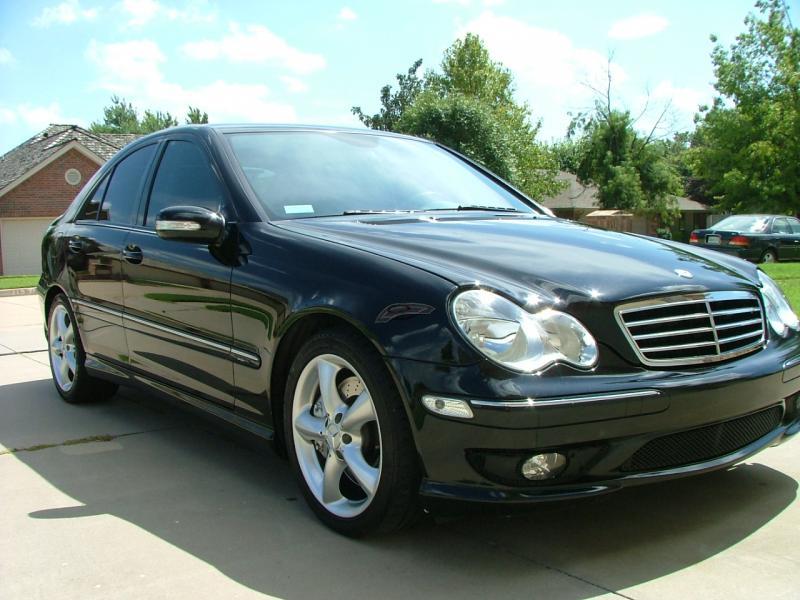 Benz Sport Tire Spare Mercedes C230