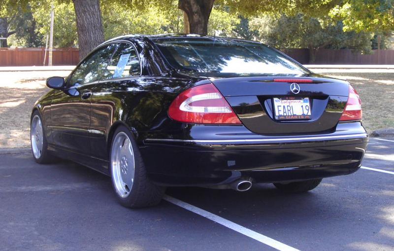 2004 CLK320 Loaded With Mods Warranty Forums