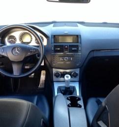 fs 2008 mercedes benz c300 sport 6 speed manual photo 6  [ 1280 x 960 Pixel ]