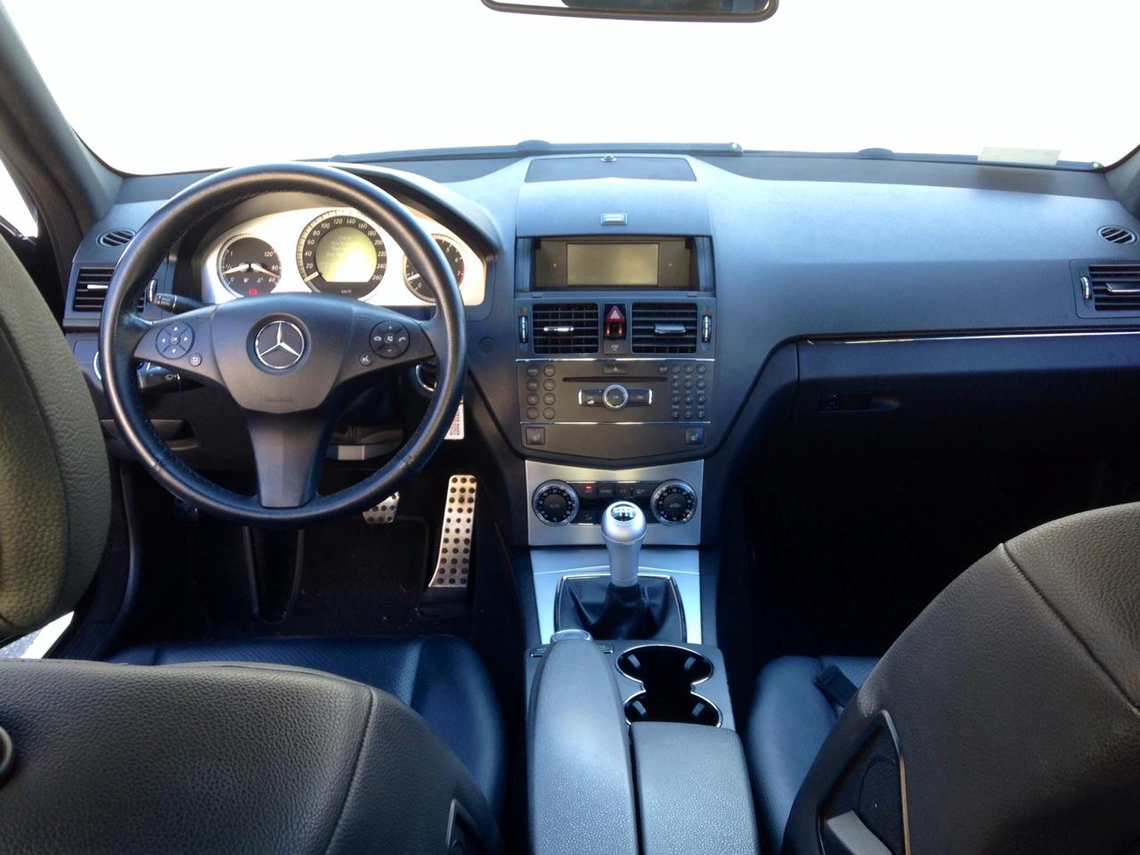 hight resolution of  fs 2008 mercedes benz c300 sport 6 speed manual photo 6