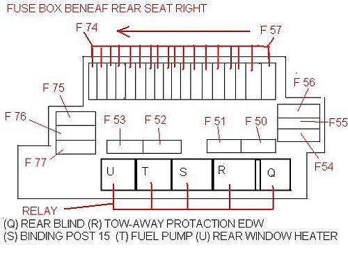 mercedes e500 wiring diagram 1977 kz1000 ltd 2003 fuse box schematic trailblazer