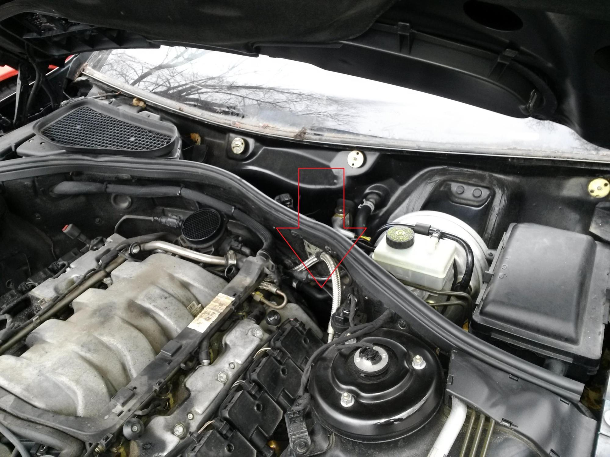 hight resolution of 2002 s500 coolant leak at firewall wp 20141130 009 1 jpg