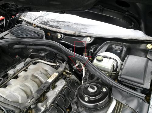 small resolution of 2002 s500 coolant leak at firewall wp 20141130 009 1 jpg