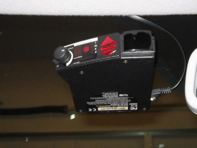 Mounting A Radar Detector In A W220 Forums