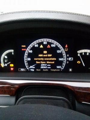 2007 MB S550 Electrical Disaster!  MBWorld Forums