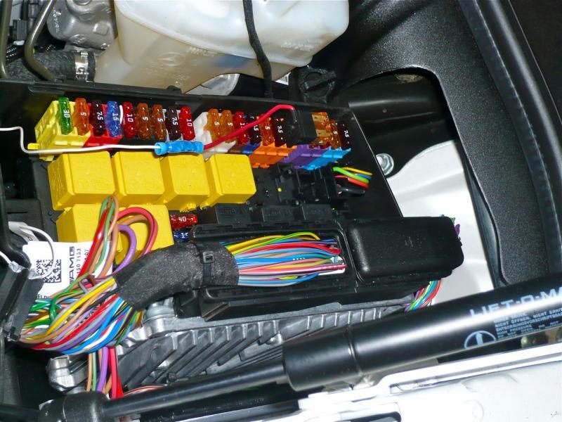 2003 Mercedes Benz Sl500 Fuse Box Diagram
