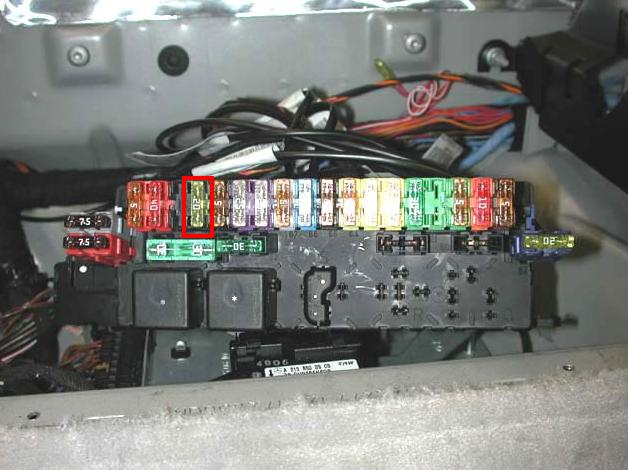 mercedes benz sl500 wiring diagram 2003 nissan frontier audio have trunk soft close / assist problems. here is how to fix diy. - page 4 mbworld.org forums