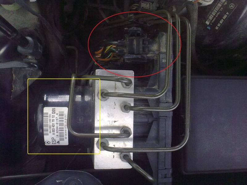 Ac Disconnect Wiring Diagram Wiring Problem With Abs Pump Mbworld Org Forums