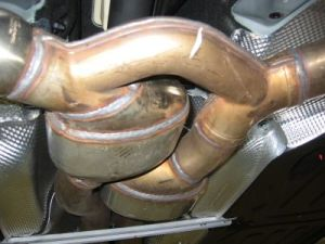 E55 Exhaust System  MBWorld Forums