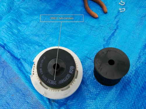 small resolution of  diy fuel filter replacement tank repair and pump replace imagemeter export