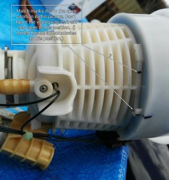 diy fuel filter replacement tank repair and pump replace imagemeter export  [ 1600 x 1200 Pixel ]