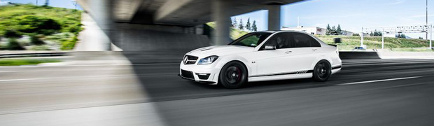 C63 AMG Featured