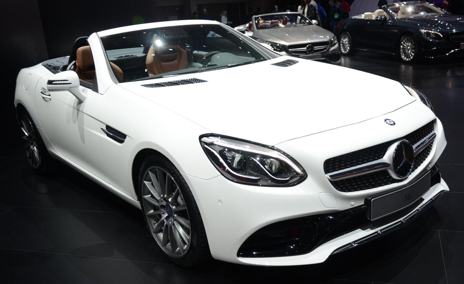 Mercedes Cars At Auto Expo 2016 Mercedes Benz At Delhi: Mercedes-Benz At 2016 Detroit Auto Show (20)