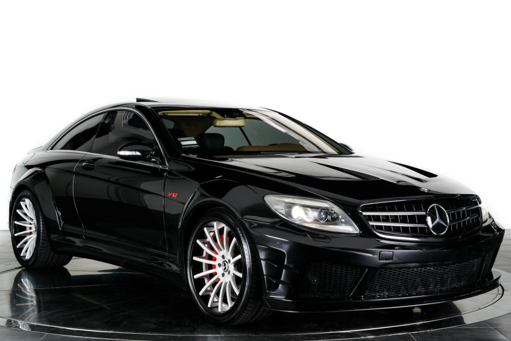 this 2008 mercedes benz cl65 amg prior design widebody is rolling rh mbworld org