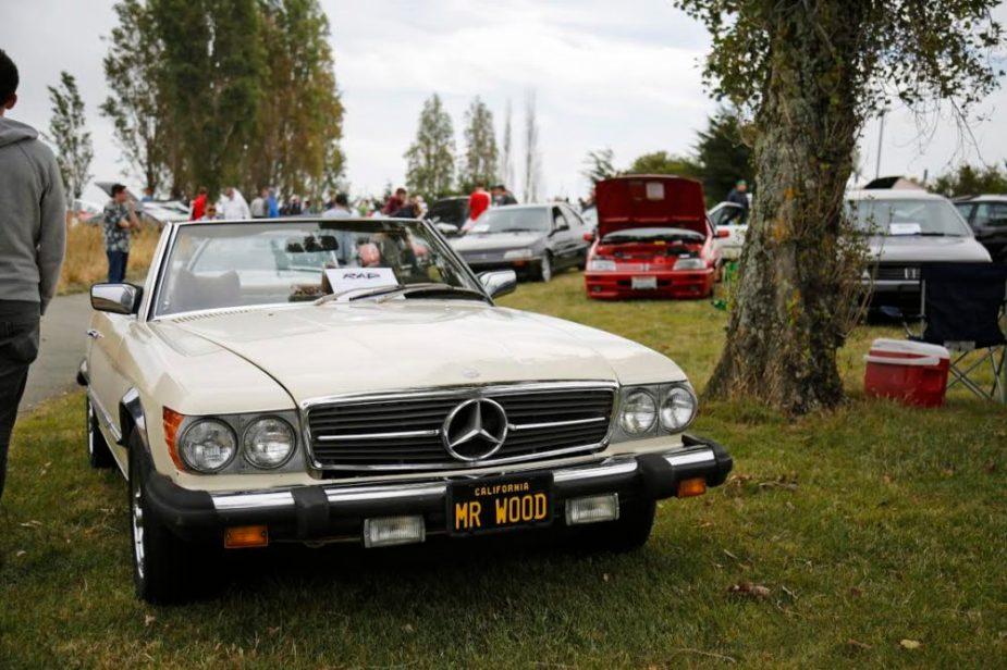 Radwood S S Car Show Cruising Into SoCal Dec MBWorld - Socal car shows