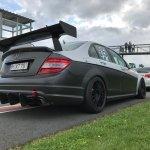 C6 Tracktool Low Rear