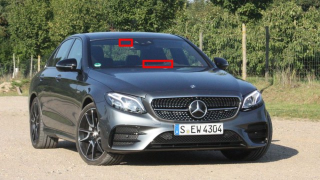 MBWorld.org - Mercedes-Benz C-Class Radar Points