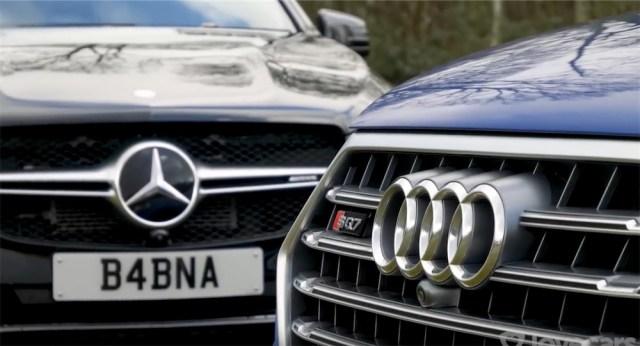 AMG vs. Audi