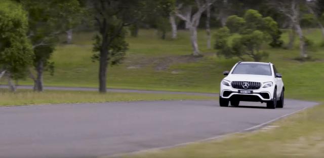2018 Mercedes AMG GLC 63 S