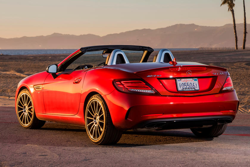 2019 Mercedes-Benz SLC 43 AMG