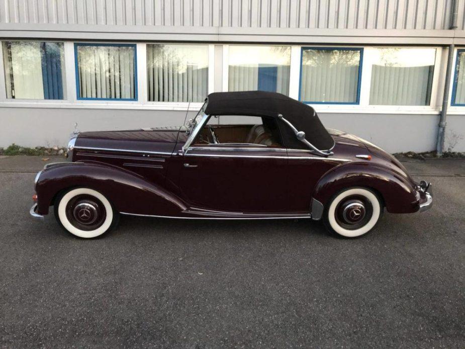 1953 Mercedes-Benz 220A