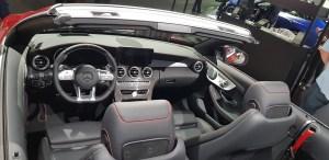 2019 AMG C 43 Cabriolet LA auto show