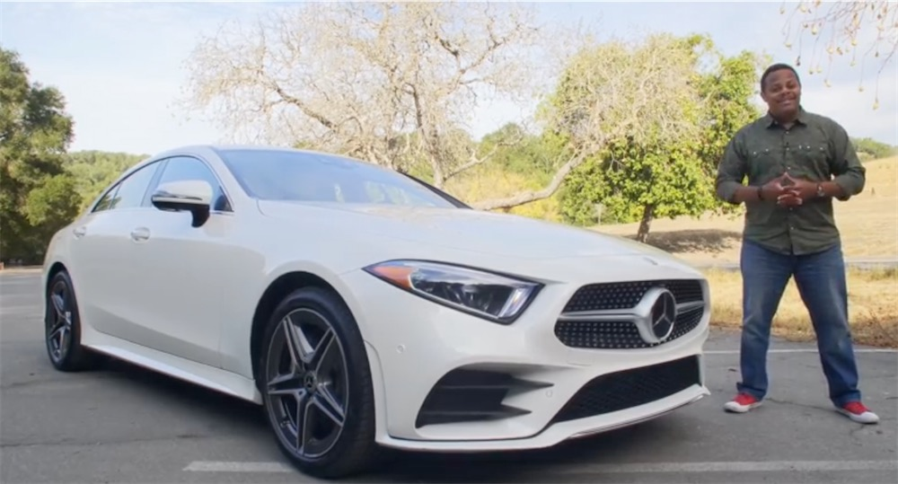 Mercedes CLS 450 is Both style and substance.