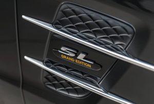 Mercedes-Benz SL Grand Edition (R231), 2019