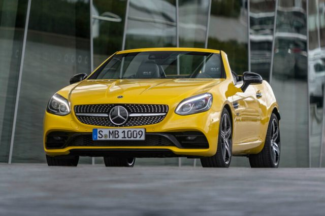 Mercedes-Benz SLC Final Editin (R172), 2019