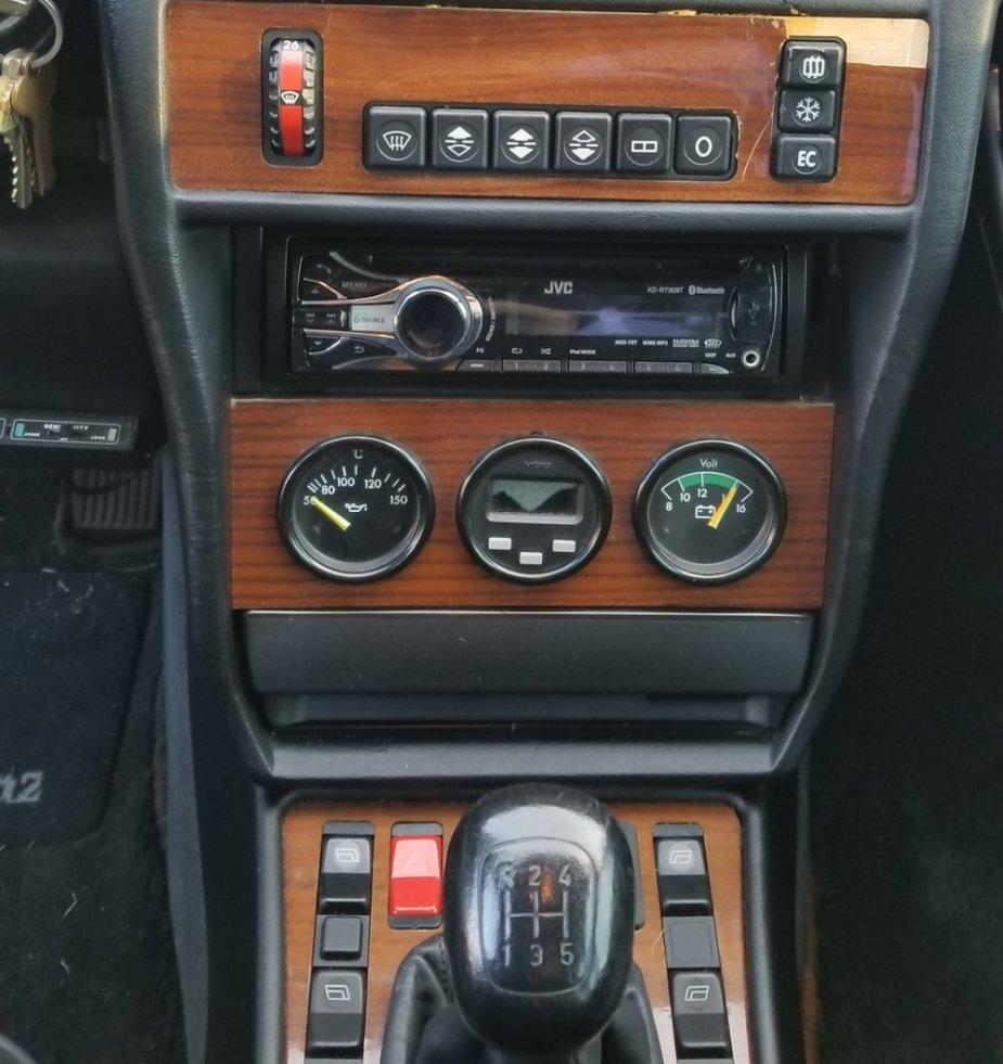 Cosworth 190e Dash