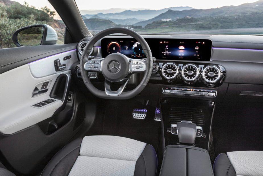 Mercedes-Benz CLA Shooting Brake, X118, 2019 // Mercedes-Benz CL