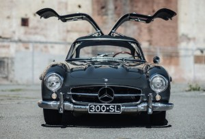 BaT Mercedes Gullwing