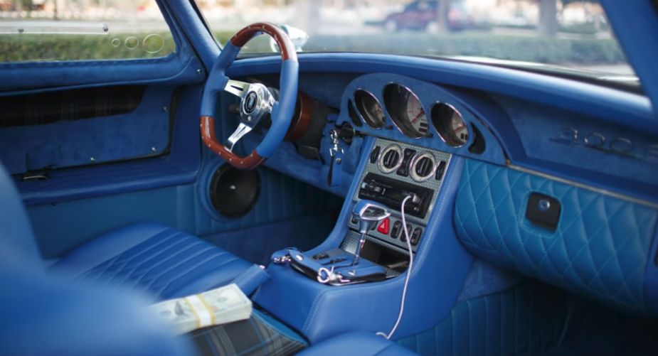 Mercedes Gullwing Replica