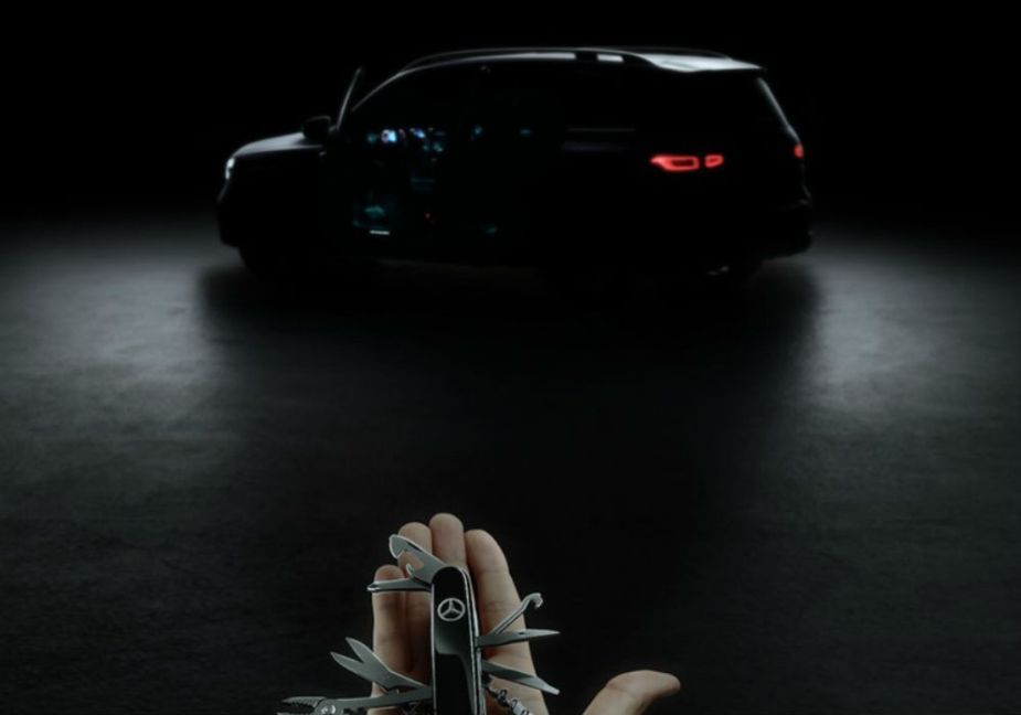2020 Mercedes-Benz GLB Teaser