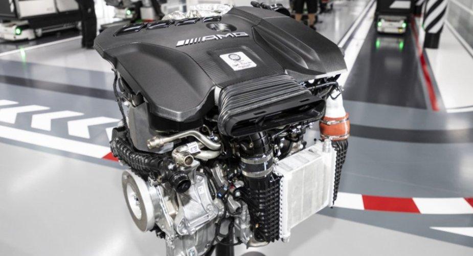 AMG M139 Engine