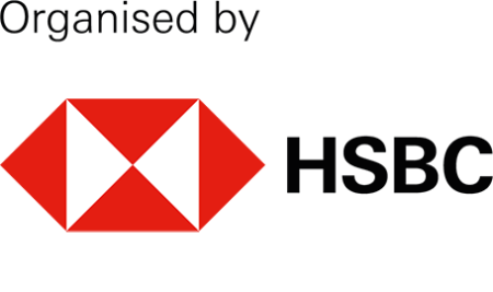Organised by HSBC