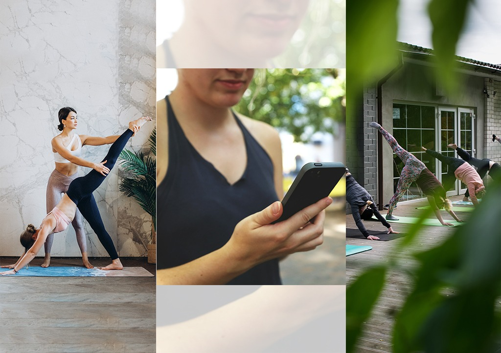 Private Yoga Session, Call the Studio, Try Out a Beginner's Class