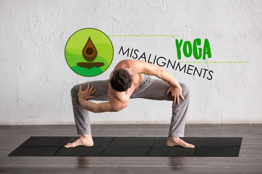yoga poses alignment cues