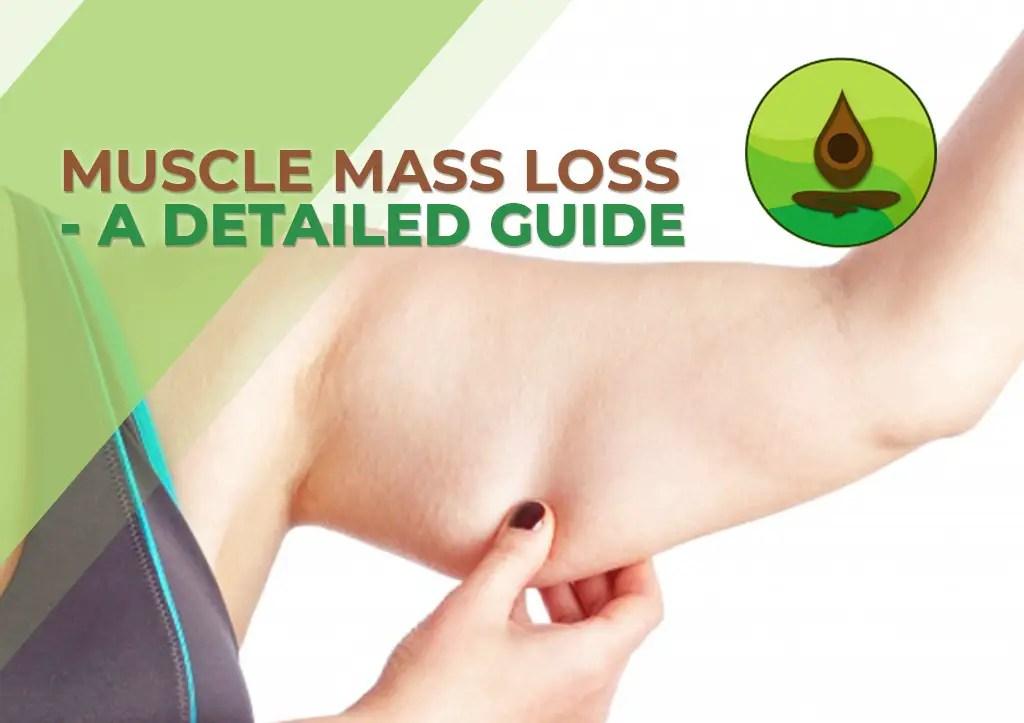 muscle mass loss in women 40 plus